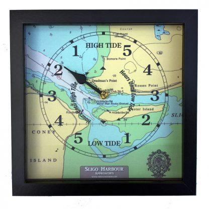 Sligo Approches Tide Clock