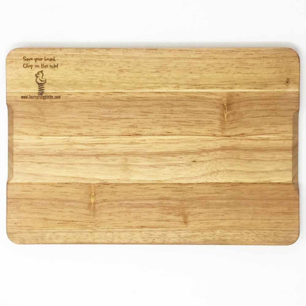 Vw Camper Wooden Chopping Board