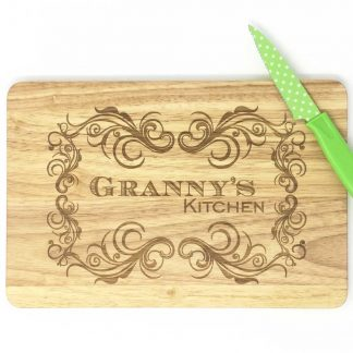Grannys Kitchen cutting board