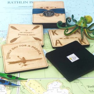 Sea Kayak Coasters