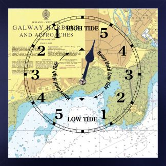 Galway Harbour Tide Clock